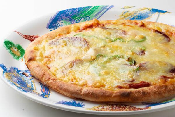 KITCHEN MENU(メニュー) g pizza