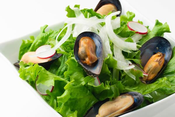 KITCHEN MENU(メニュー) g salad