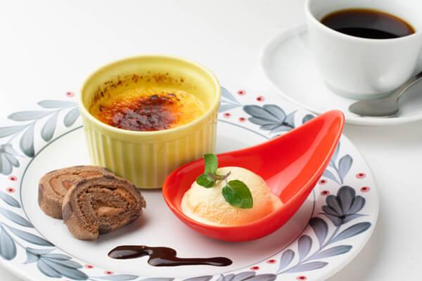 KITCHEN MENU(メニュー) l dessert