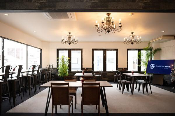 FOREST BLUE五所川原市のライブホールスタジオ・レストラン re1