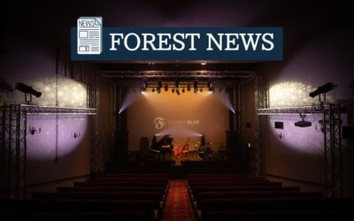 FOREST BLUE NEWS「2021年2月28日ライブの詳細決定」横田明紀男 & 長尾珠代