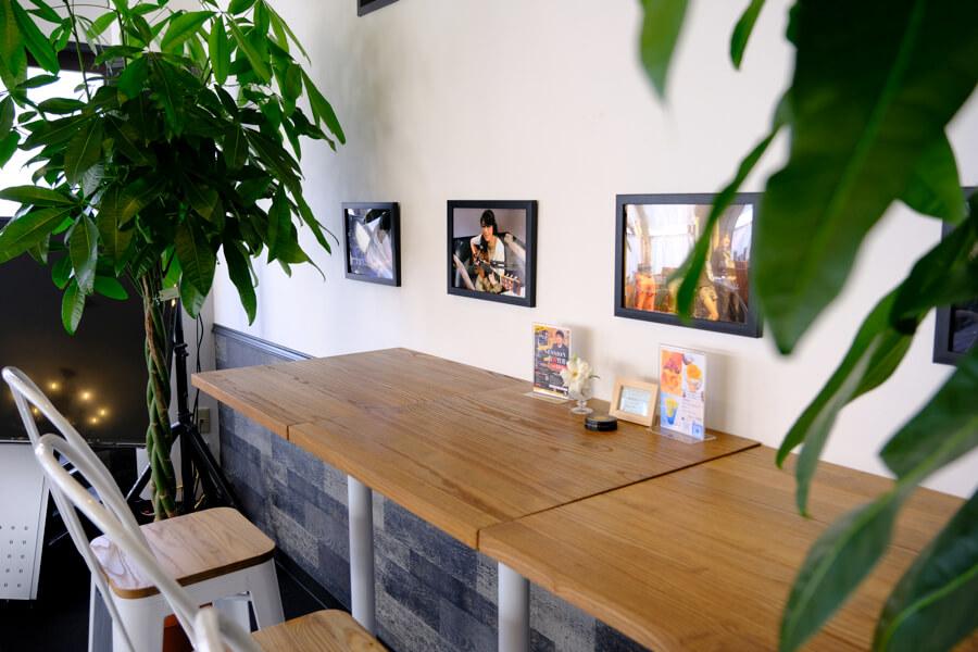 FOREST BLUE内に展示しているお花・観葉植物はご購入いただけます。 fb flower shop5168